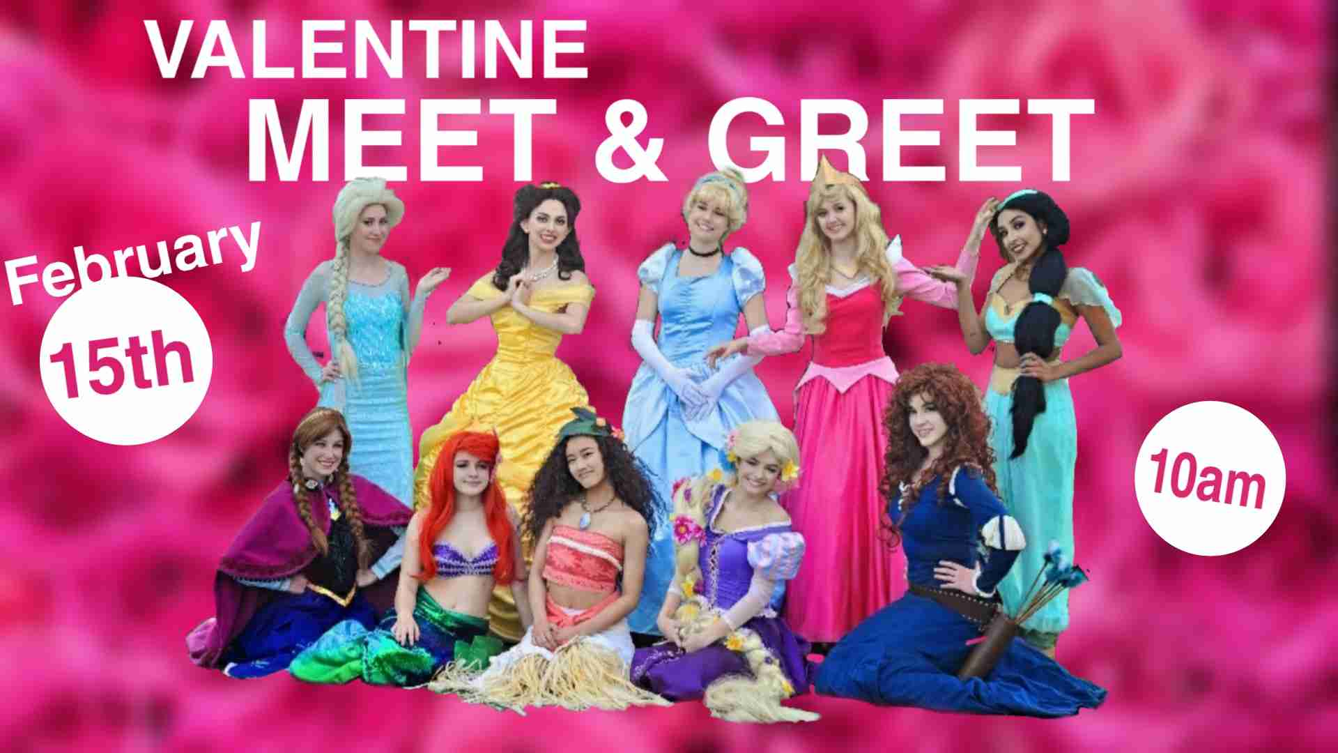 Valentine Meet & Greet