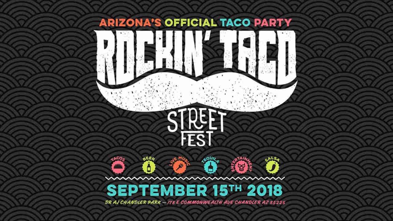 Rockin Taco Fest 2018