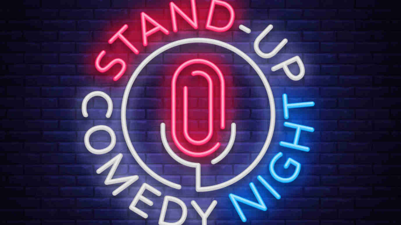 2019 Comedy Show & Dinner