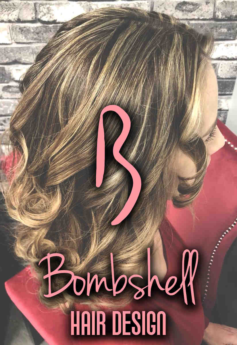 Bombshell Hair Design