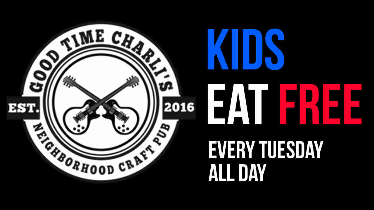 GTC Kids Eat Free