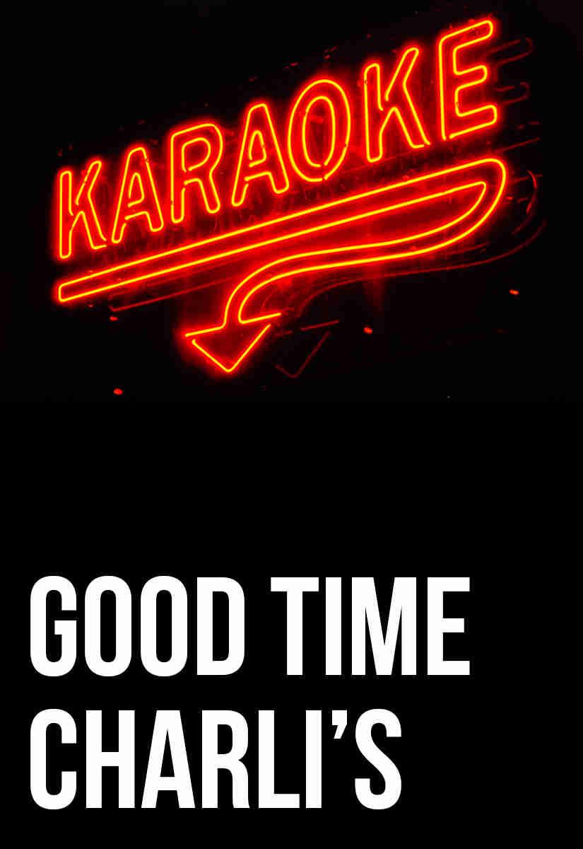 Monday Karaoke